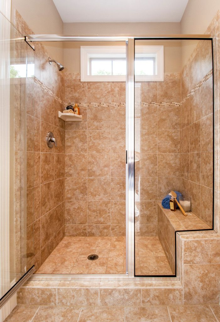 Built In Shower Design Decoration