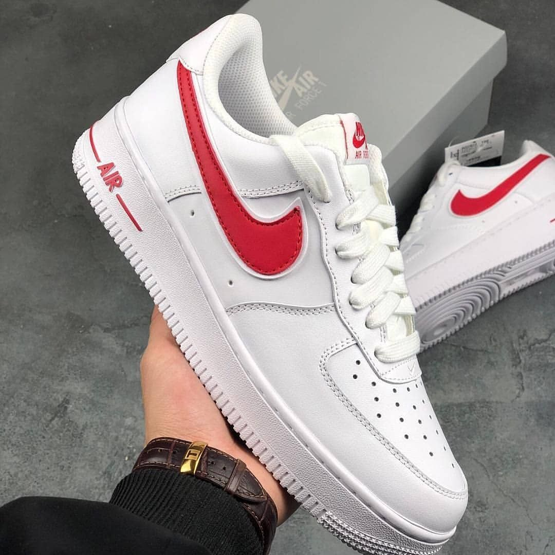 air force 1 nike rossa
