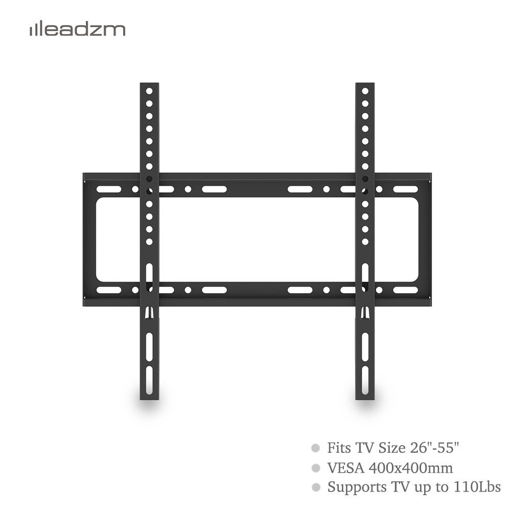 Introductions: Are you still having trouble with putting your TV? This LEADZM 26-55