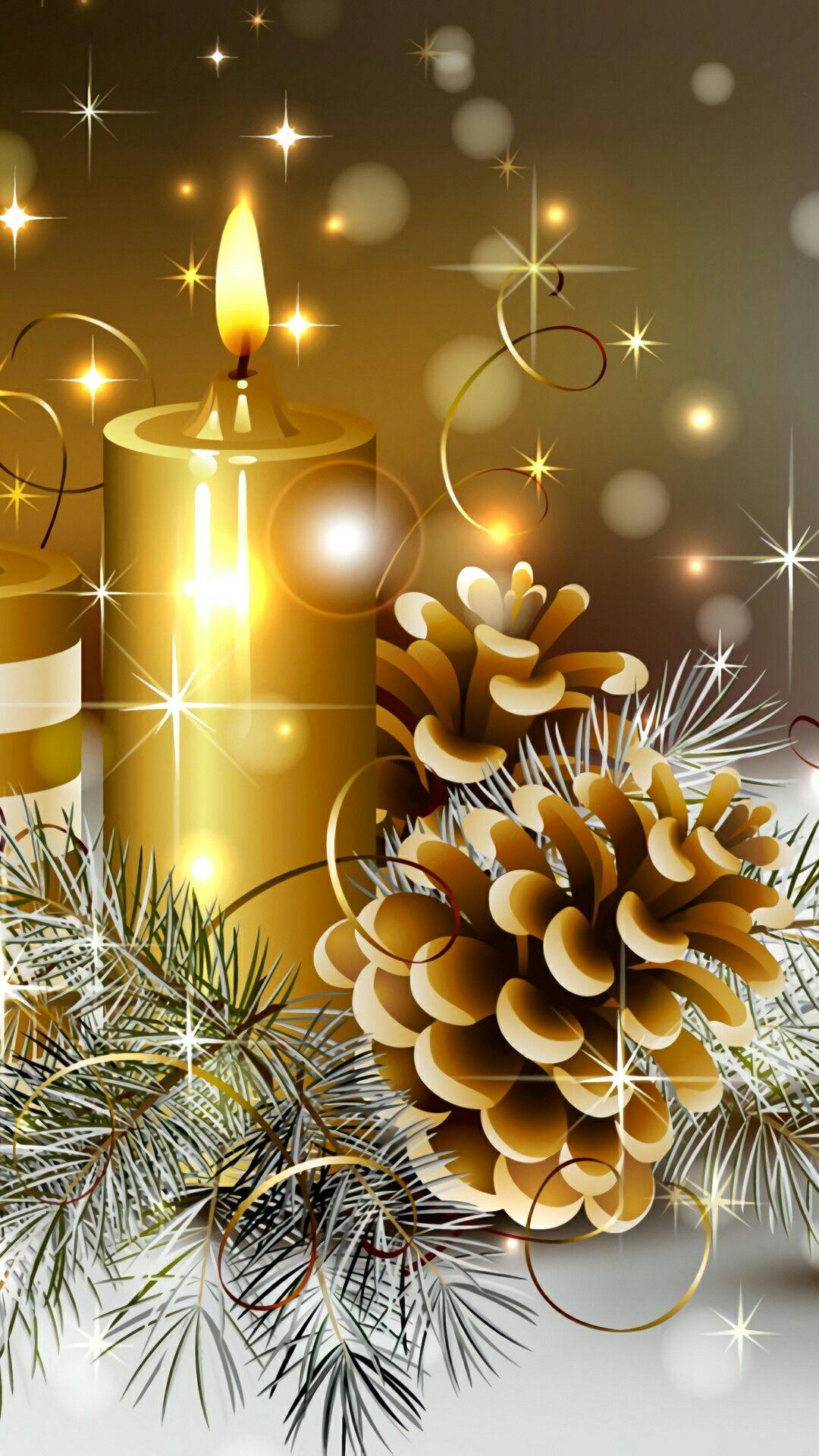 Pin Von Erkan Bildirici Auf Gold Wallpaper Weihnachten Weihnachten Neujahr Hintergrund Weihnachten