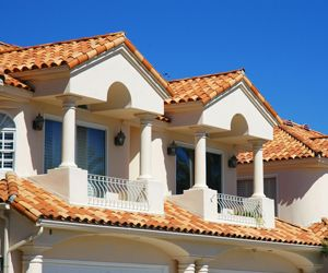 Multi Color Clay Tile Roof Google Search Roof Tiles Roof Colors Roof