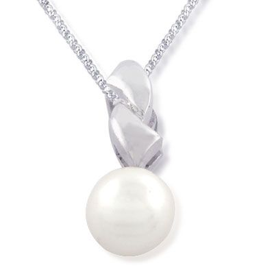 925 Sterling Silver Jewelry Pearl Pendant Jewelry Factory