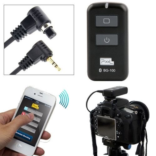 Pixel Bluetooth Timer Remote Control for Canon EOS 50D / 40D