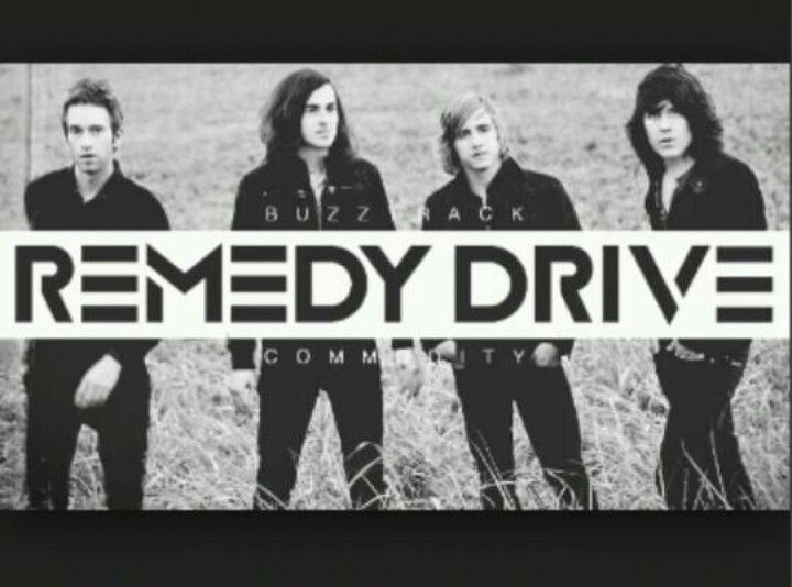 Check out the band Remedy Drive and their new song Commodity!