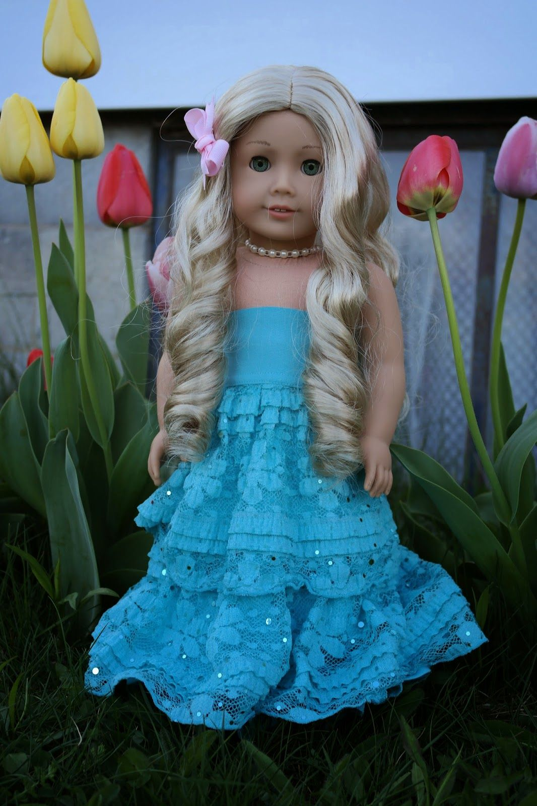 Carrot and Claire: My Doll\'s Prom Dresses! | MORE BEAUTIFUL ...