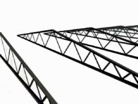Trusses Steelconstruction Info Engineering Technology