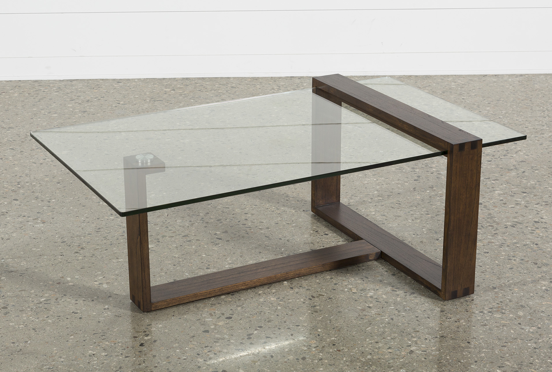 Nola Coffee Table Coffee Table Table Decor Living Room Coffee Table Living Spaces [ 1288 x 1911 Pixel ]