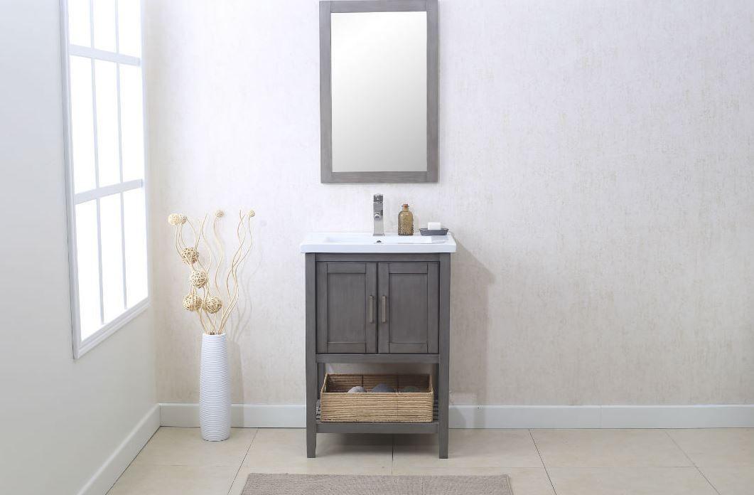 24 legion furniture farmhouse vanity wlf6021sg 24 inch