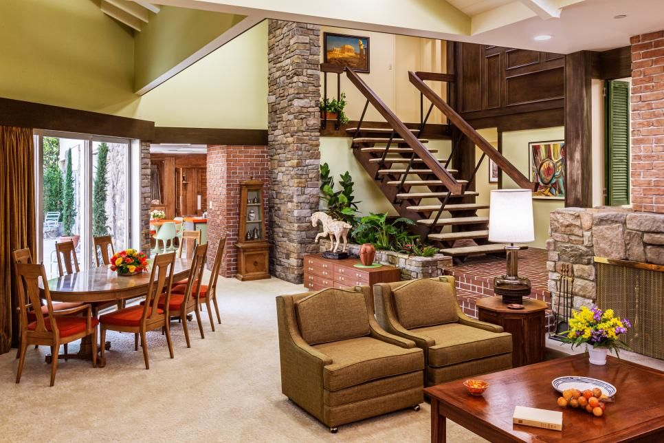The Brady Bunch House Renovation Revealed Part 1 The Heart of the Home