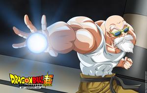 Master Roshi Poster By Naironkr Dragon Ball Super Dragon Ball Danmachi Anime