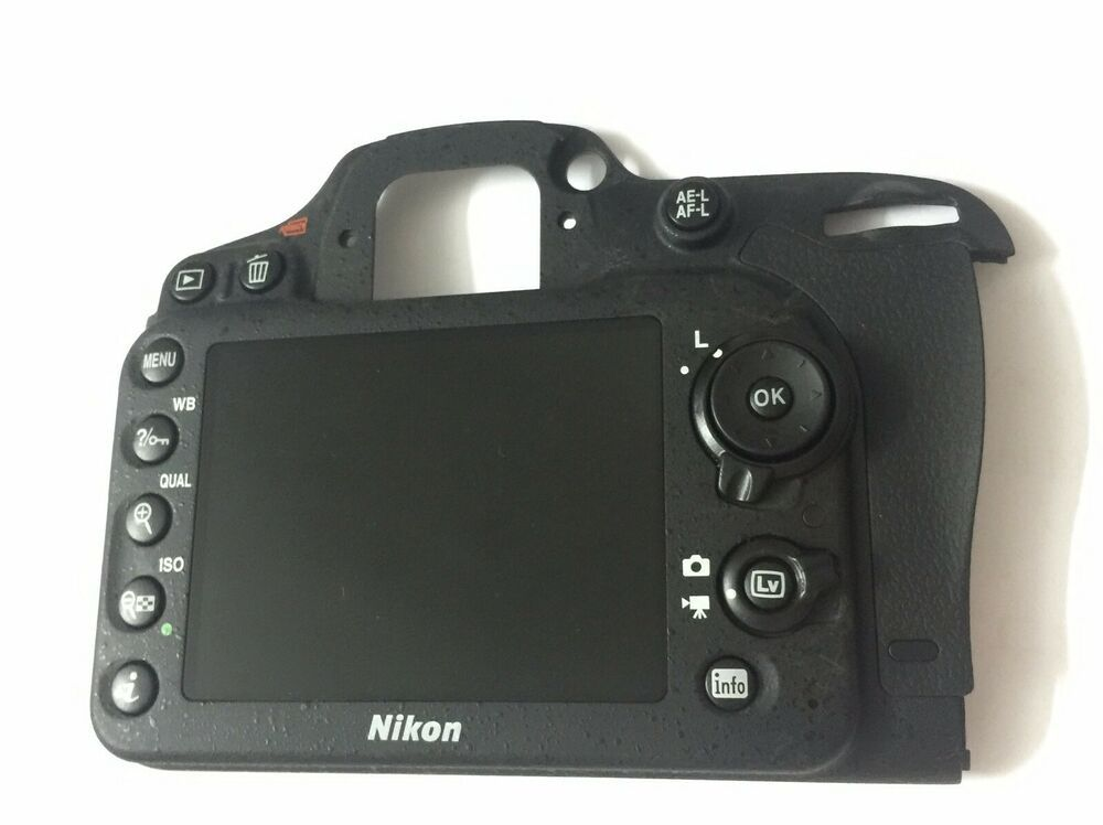 Nikon D5200 Top Cover Mode Dial Unit With Power Switch Replacement Repair Part