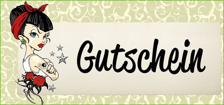 Tattoo Gutscheine Gutschein Vorlage Geschenke Shop