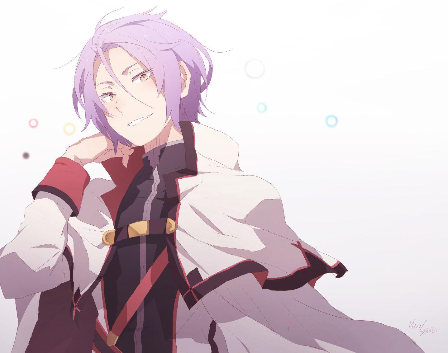 Julius Euclius from Re:Zero Kara Hajimeru Isekai 😍😍😍 ️ ️ ️ ...