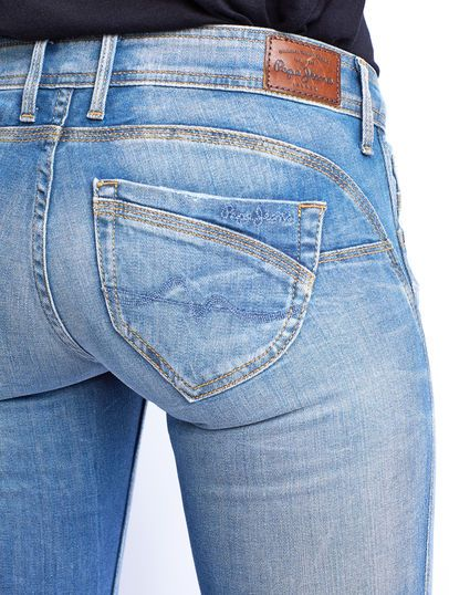 d2ae2e7d26d jean Pepe Jeans Ruby Ruby E55 | Jeans in 2019 | Jeans, Pepe jeans ...