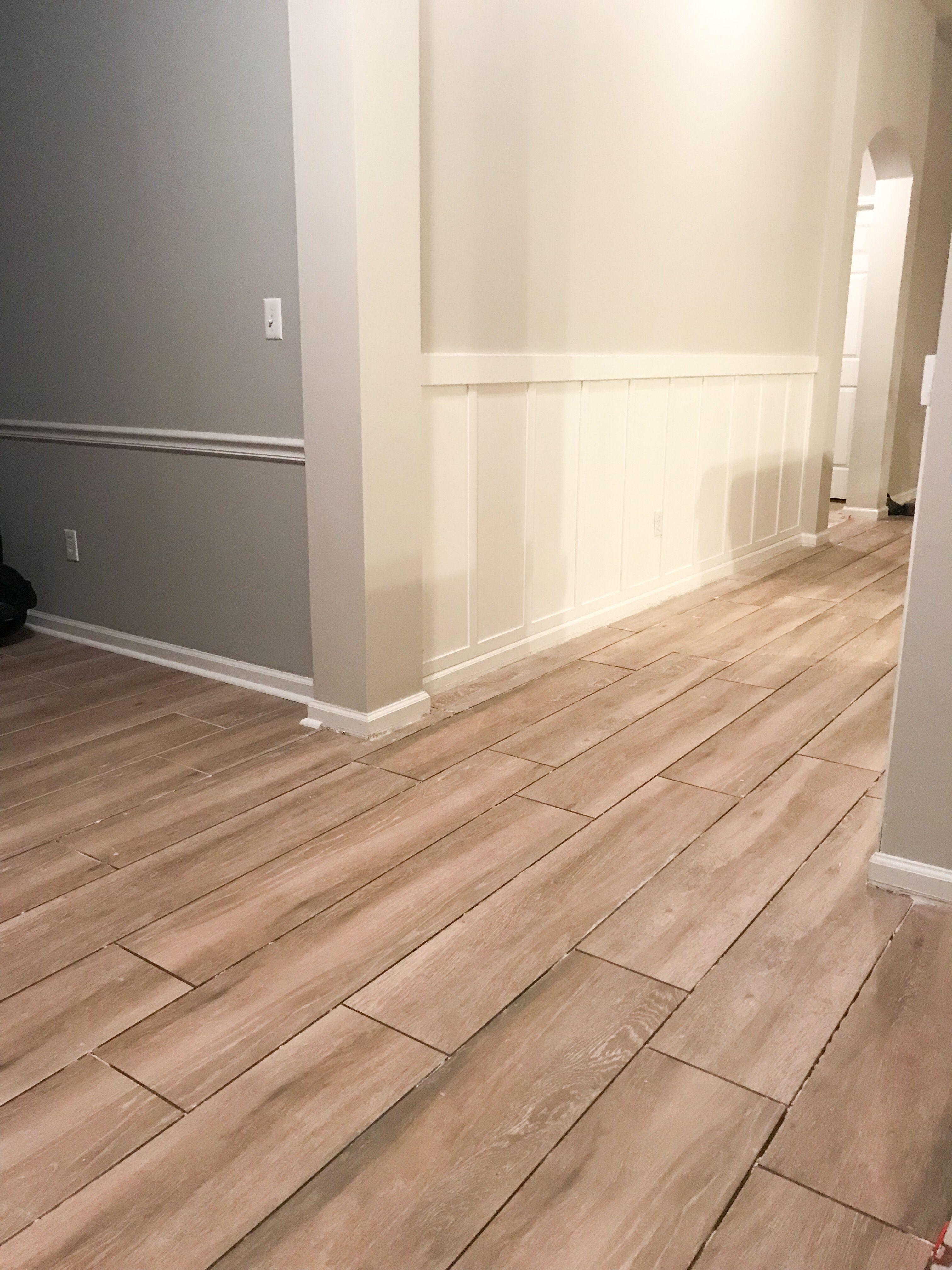 Hardwood Look Tile Floor Covering Assessments Absolute