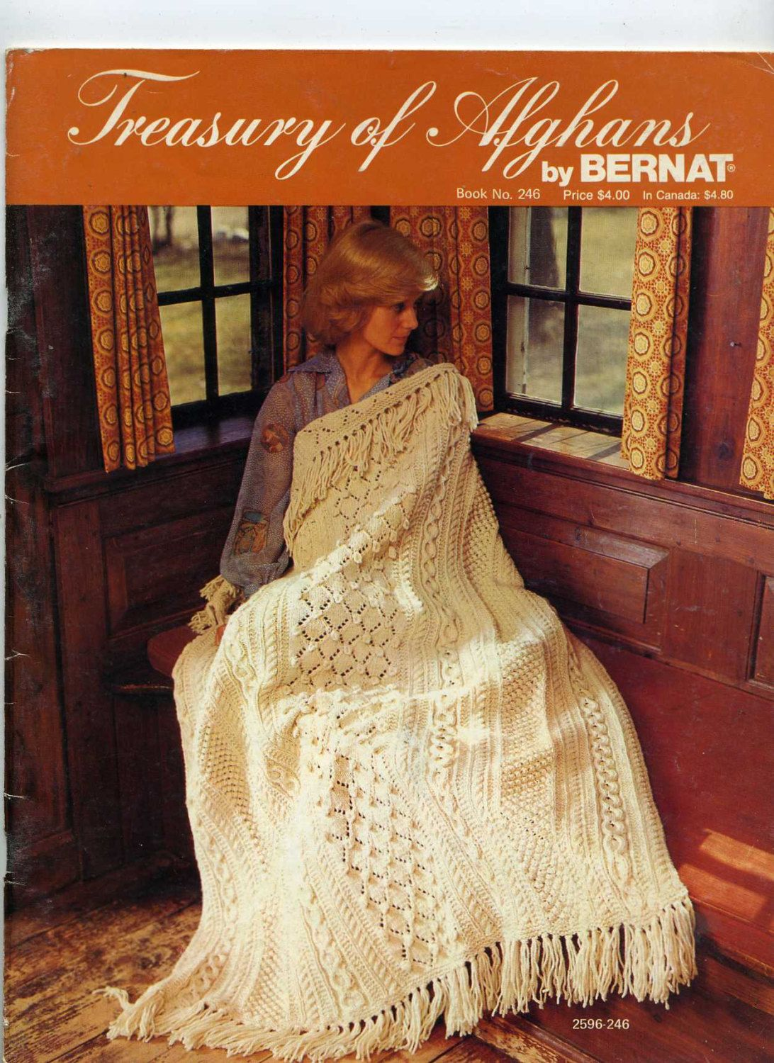 Treasury of Afghans by Bernat / Afghan Knitting by DebsCraftDen