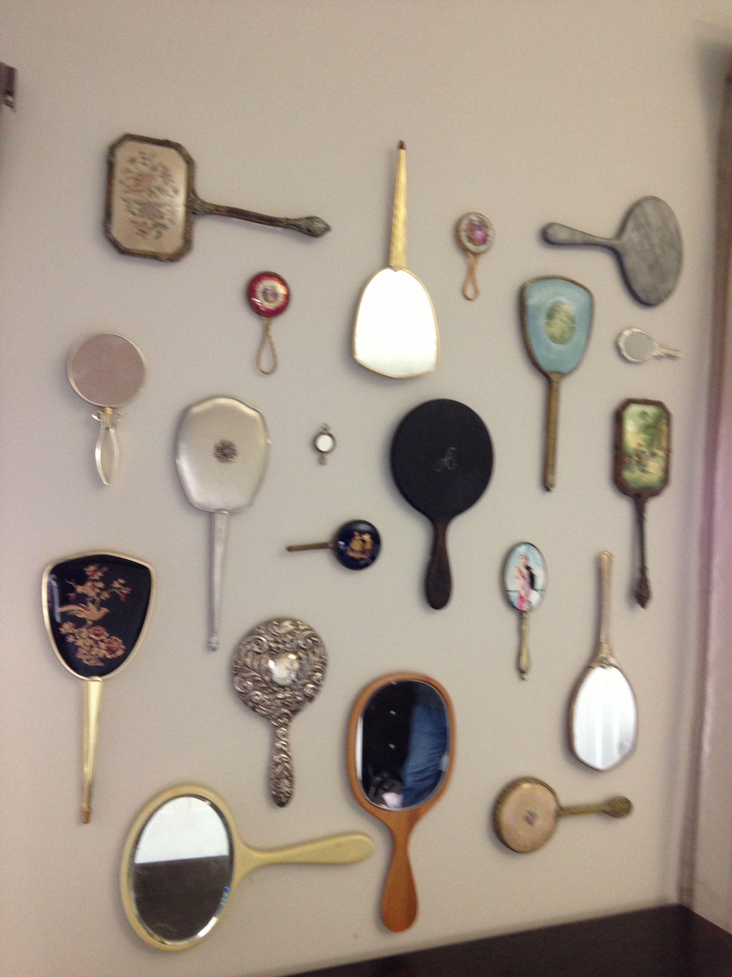 Decorating Bathroom Mirrors