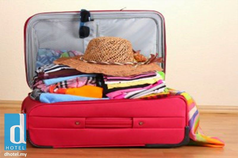 D Hotel Seri Iskandar: 3 TIPS FOR TRAVELING LIGHT IN MALAYSIA - www.dhotel.my