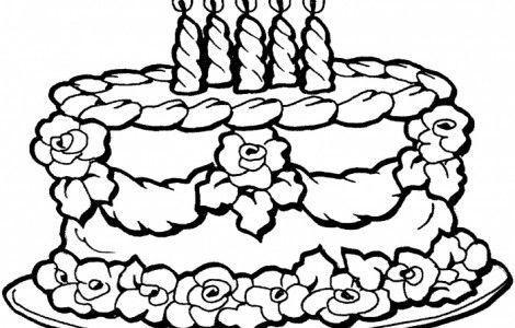 Spongebob Happy Birthday Coloring Page Coloringpageskid Com Happy Birthday Coloring Pages Birthday Coloring Pages Cupcake Coloring Pages
