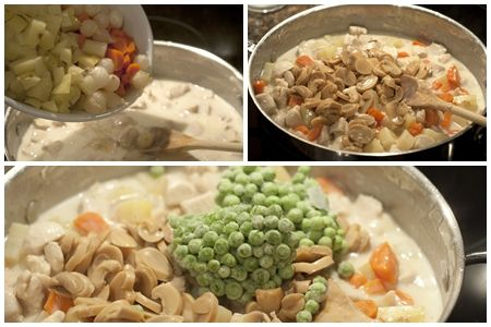 Chicken Pot Pie — Never Enough Thyme - Recipes with a slight southern accent.