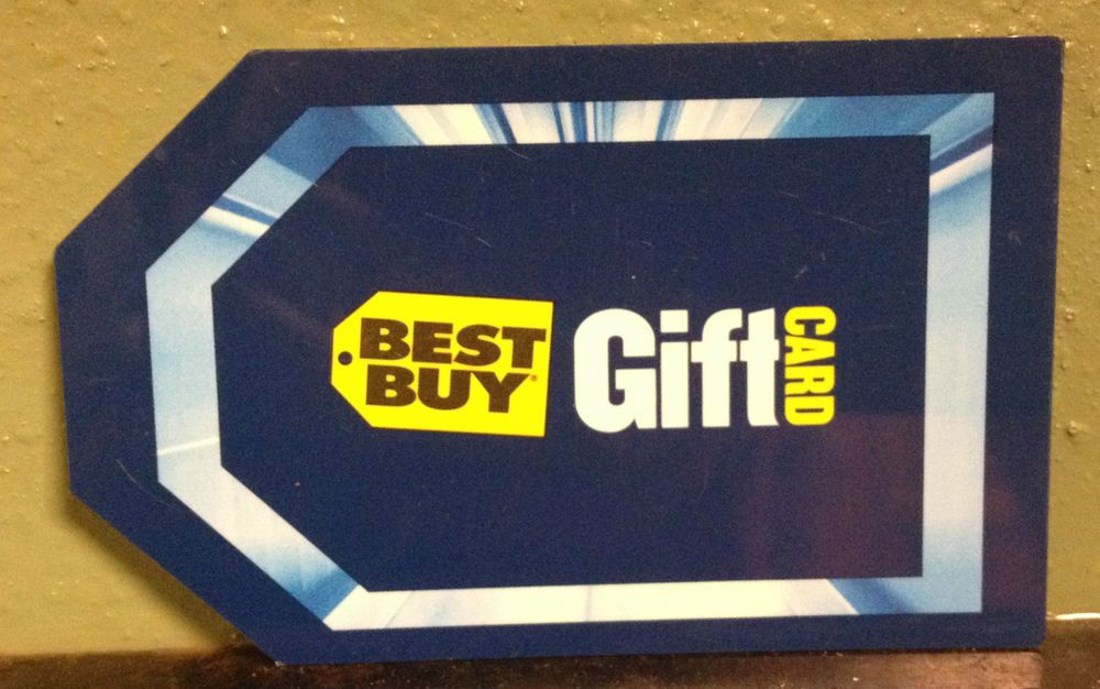 New $25 Best Buy Gift Card - FREE SHIPPING! (No Expiration, No Fees) only $22.00