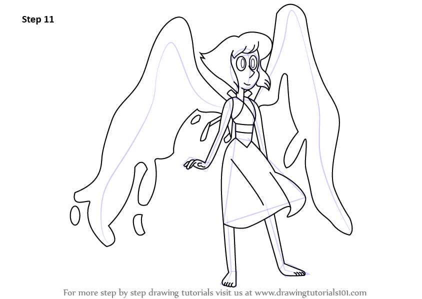 Learn How to Draw Lapis Lazuli from Steven Universe