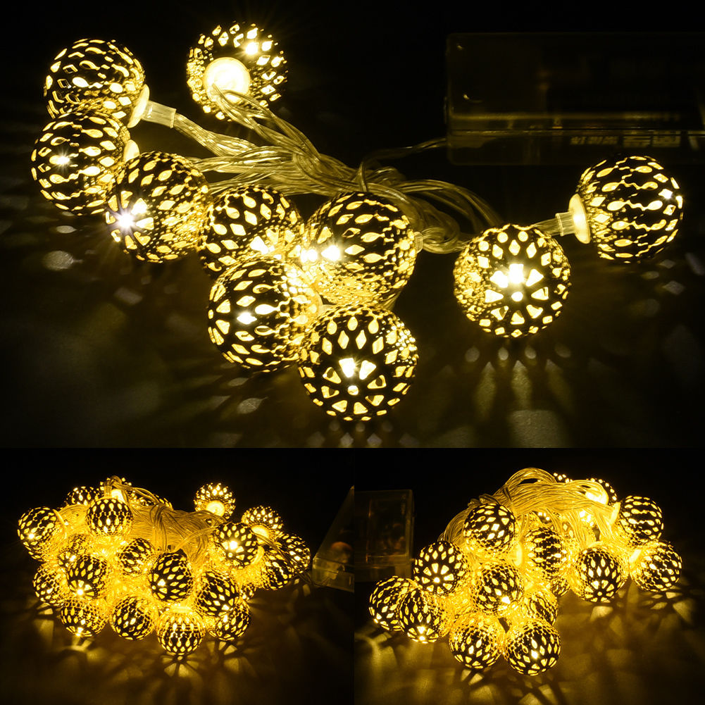 Outdoor Lighting Holiday Lighting 4m 96pcs Balls Led String Light Fairy Curtain String Light Icicle Lamps For Wedding Christmas Window Decoration Do You Want To Buy Some Chinese Native Produce? Lighting Strings