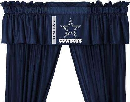 I Hope This Dallas Cowboys Valance Is Socially Acceptable