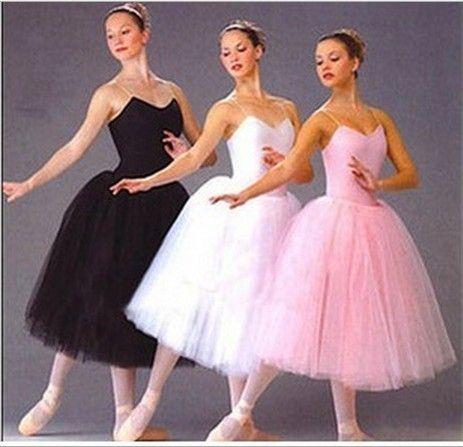7e7045a33 Envío gratis 5 capas lago cisne blanco y negro Ballet danza Tutu ...