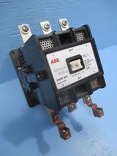 Abb Ehdb 280 Spectrum Drive Contactor 280 Amp 600 Vdc Ehdb280 120v Coil 280a Coil Amp Spectrum
