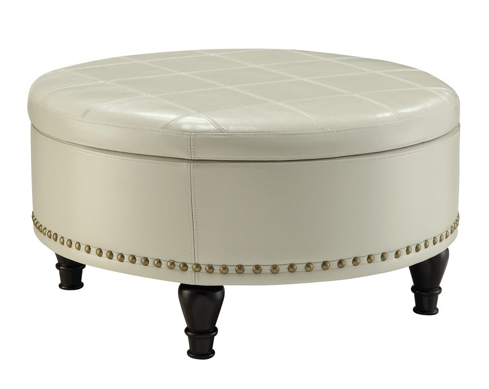 Cube Ottomans With Storage On Casters And Upholstered Cocktail Ottomans  With Pull Out Tray Office Star