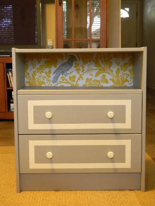 7 Incredibly Adaptable IKEA Rast Dresser Design Inspirations