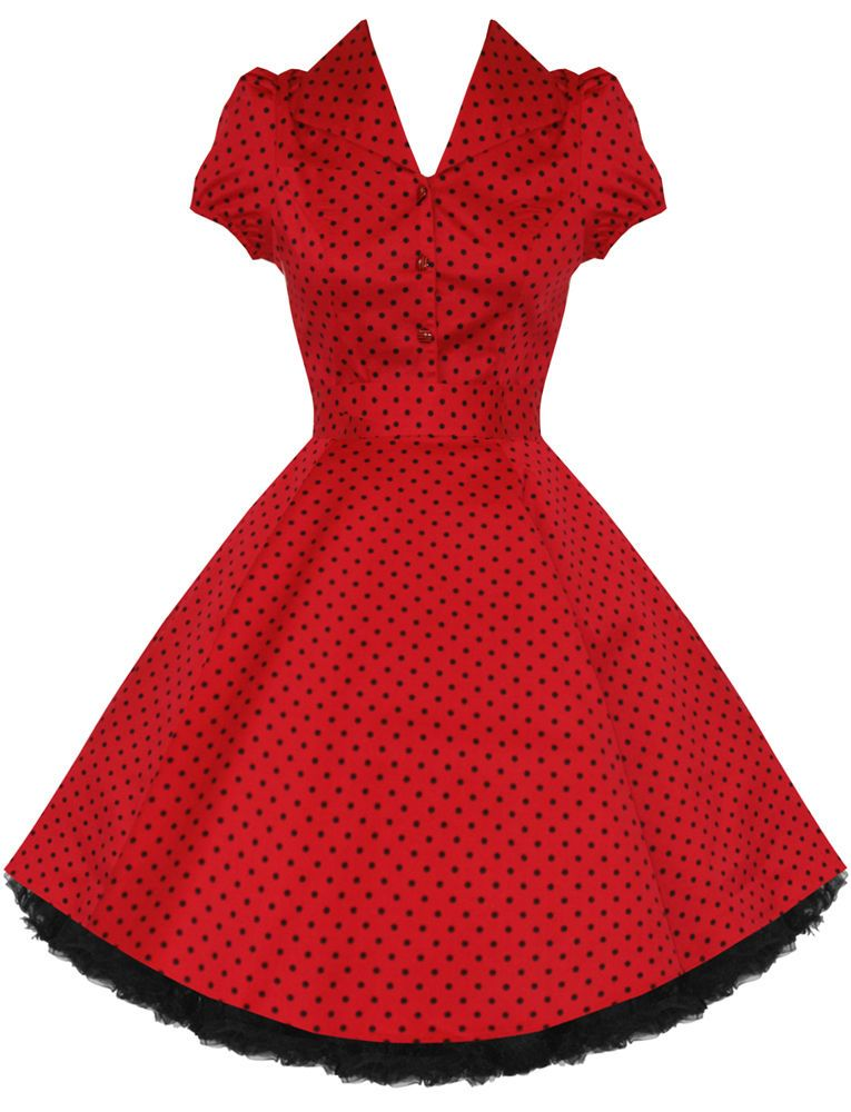 91b970c26c8 Hearts and Roses (H R) Pin Up Rockabilly Retro Red Alana Shirt Dress Vintage   HeartsandRoses