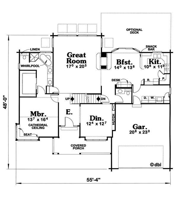 Empty Nest House Plans At Dream