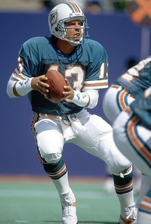 Dan Marino, Miami Dolphins Miami dolphins football, Nfl