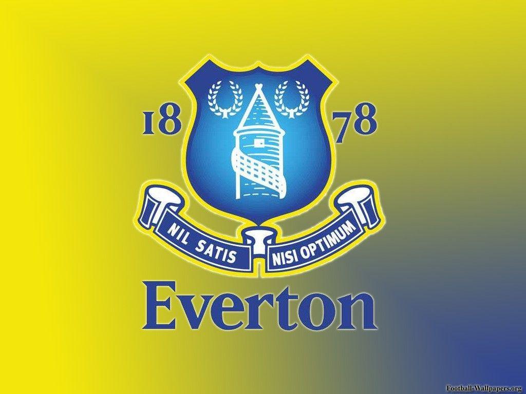 Everton FC Badge Wallpaper HD