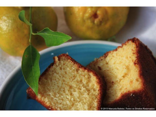 Cravo e Canela - Uma Cozinha no Brasil: Bolo de Iogurte e Tangerina