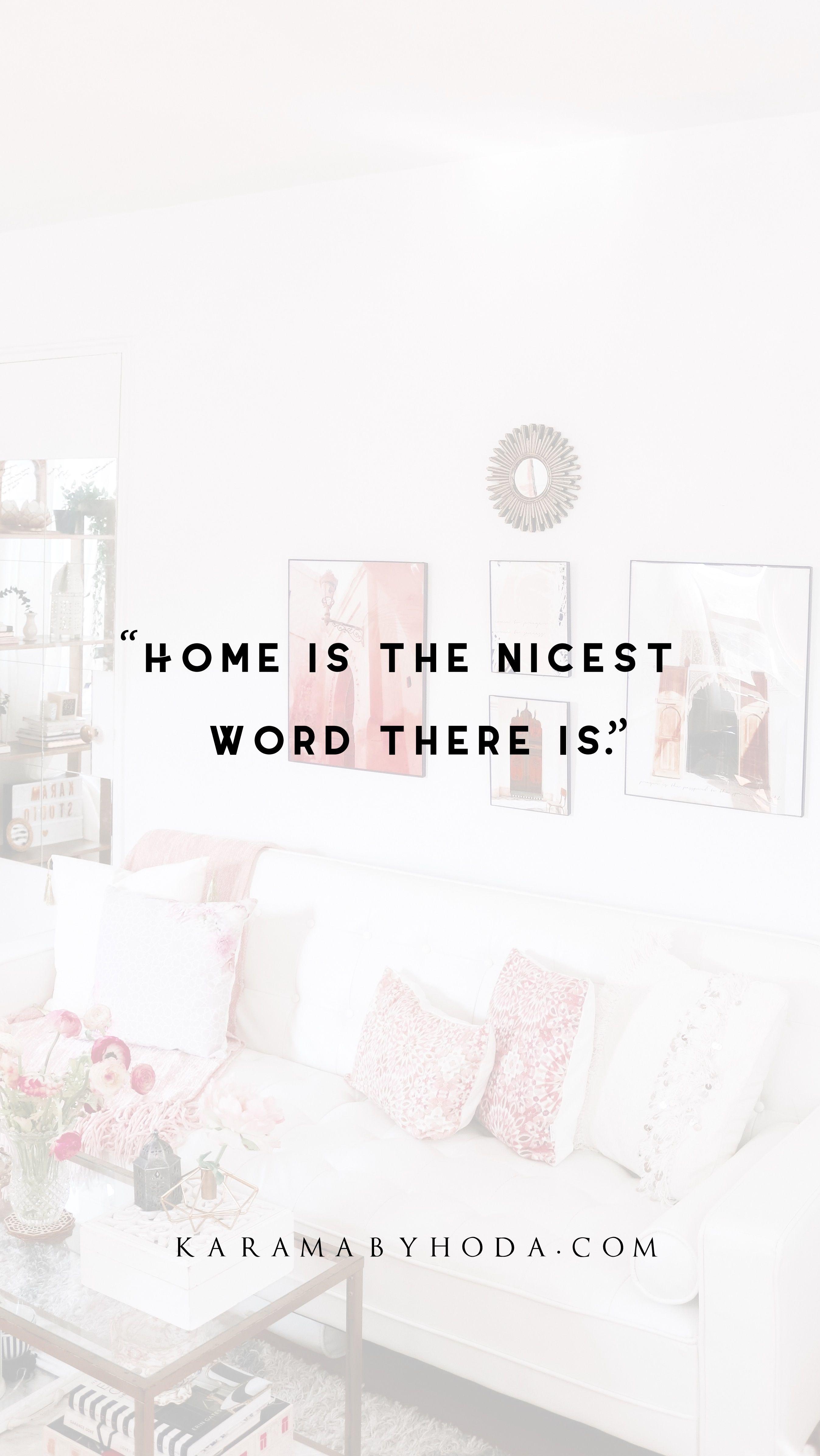#homedecorquotes