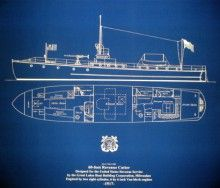 Boat blueprint maritime blueprints are not the originals but made boat blueprint maritime blueprints are not the originals but made from original blueprint drawings they malvernweather Choice Image