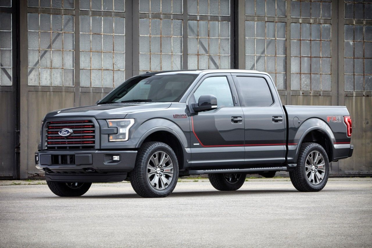 2016 Ford F 150 Special Edition Appearance Package Unveiled With