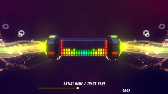 Trapwix Music Visualizer Pack Music Visualization Music Drum And Bass