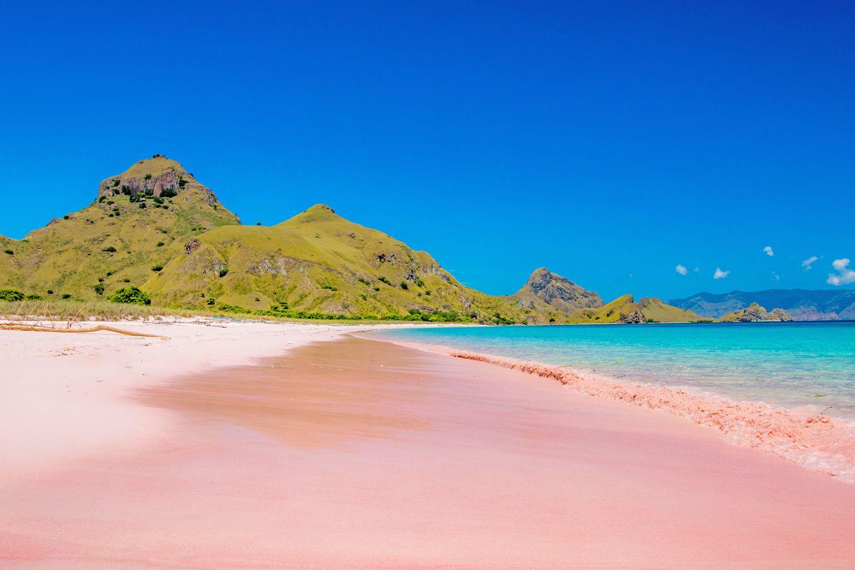 Pink Beach