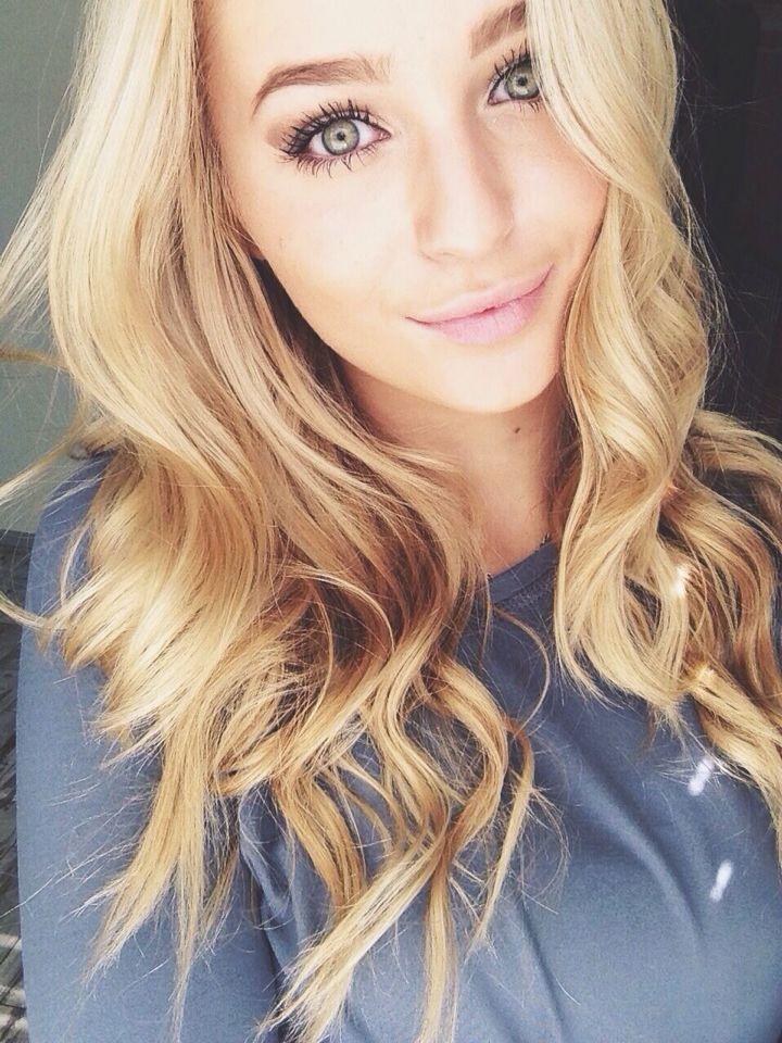 Jacy Jordan   ☼ jѧċʏ jȏяԁѧṅ ☼   Pinterest   Makeup, Hair makeup ...