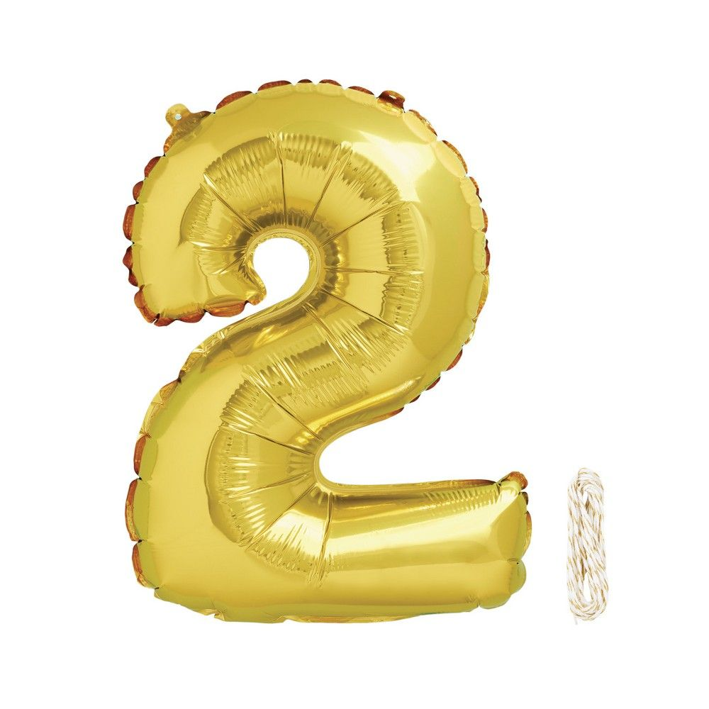 "BLACK 32/"" Inch Large Letter Number Self-inflating Foil No Helium Balloon Custom"