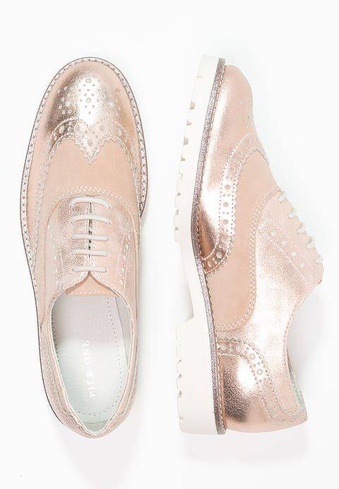 552bc41c458 Derbies - rose gold   ZALANDO.FR 🛒 en 2019