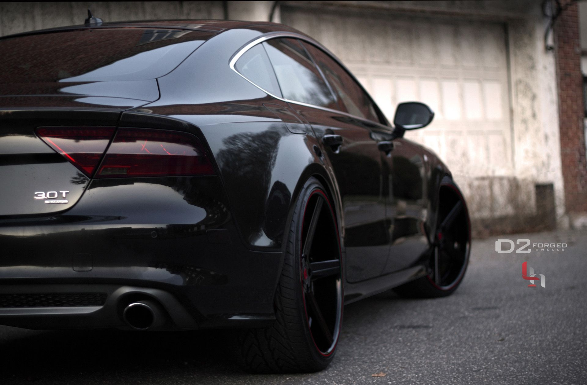 audi a7 with tuning desktop wallpaper audi wallpapers pinterest audi a7 audi and wheels. Black Bedroom Furniture Sets. Home Design Ideas
