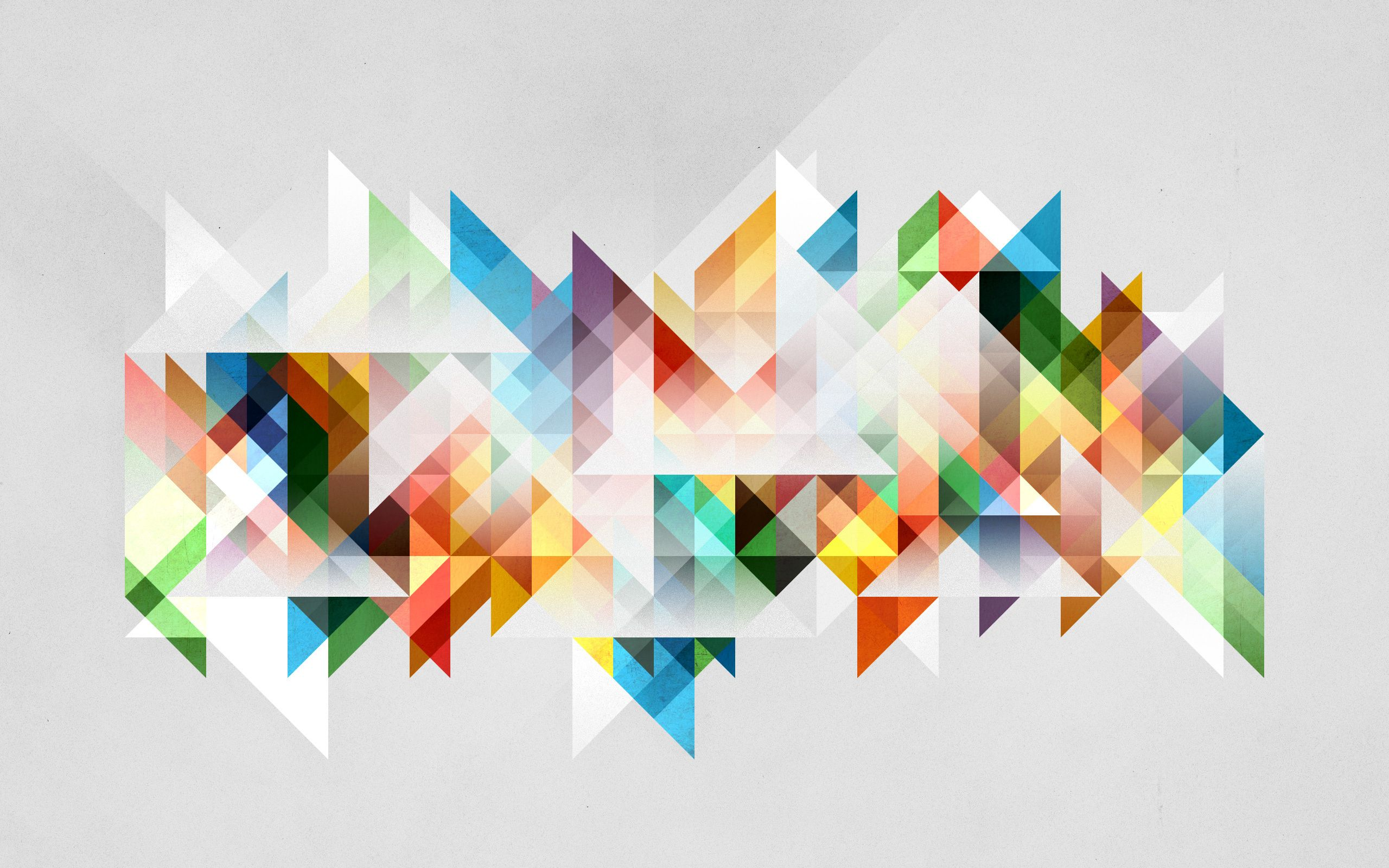 Обои background, geometry, shapes, colorful, vector. Абстракции foto 19