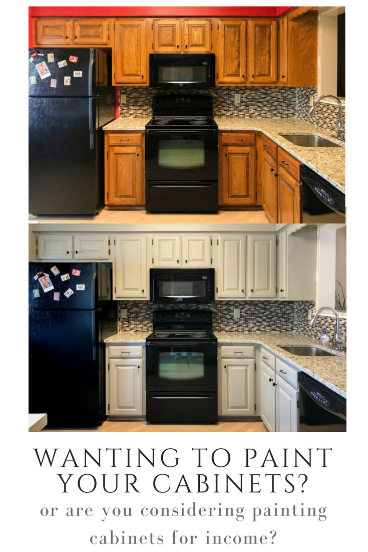 Do Not Make This Huge Mistake When Painting Your Kitchen Cabinets Diy Kitchen Cabinets Painting Kitchen Design Painting Kitchen Cabinets