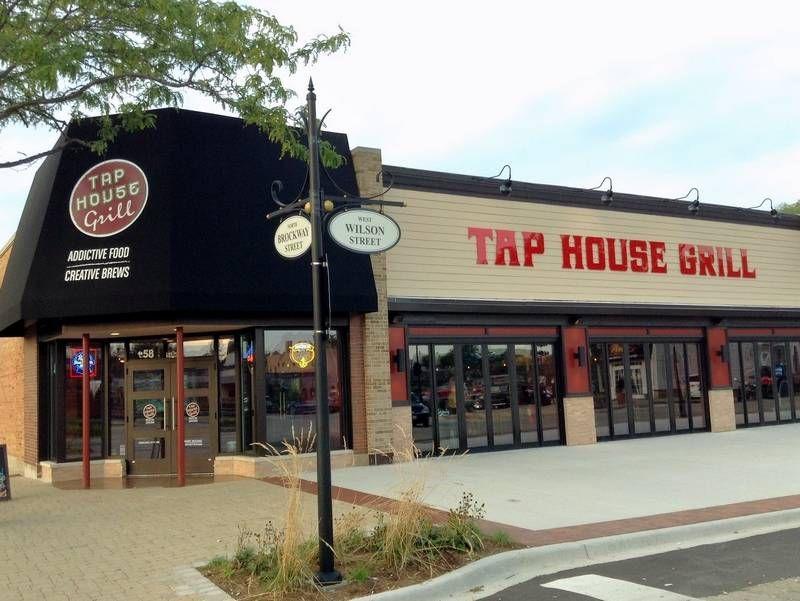 Tap House Grill In Downtown Palatine Palatine Palatine
