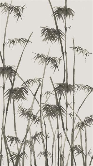 Terrace Collection | Bambusa :: Mist {9'-0